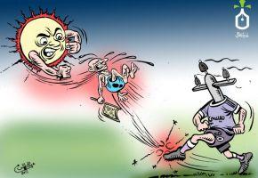 كاريكاتير عبد الحسن 12